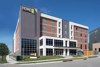 奧馬哈 UN 醫療中心區希爾頓惠庭飯店 Home2 Suites by Hilton Omaha UN Medical Ctr Area