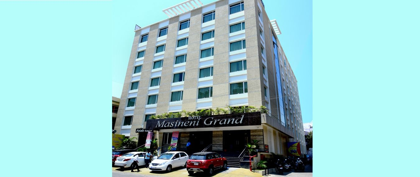 Hotel Masineni Grand, Anantapur