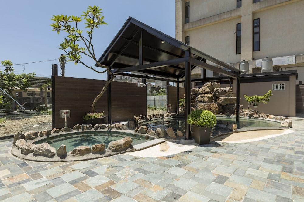室外 SPA 池