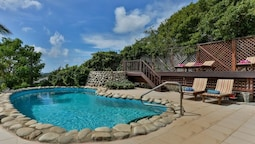 Villa Cadasse in Windward Hills by Personal Villas - Pool Deck, Wonder