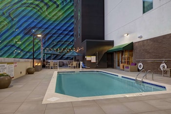 北卡羅萊納夏洛特上城希爾頓惠庭飯店 Home2 Suites by Hilton Charlotte Uptown, NC