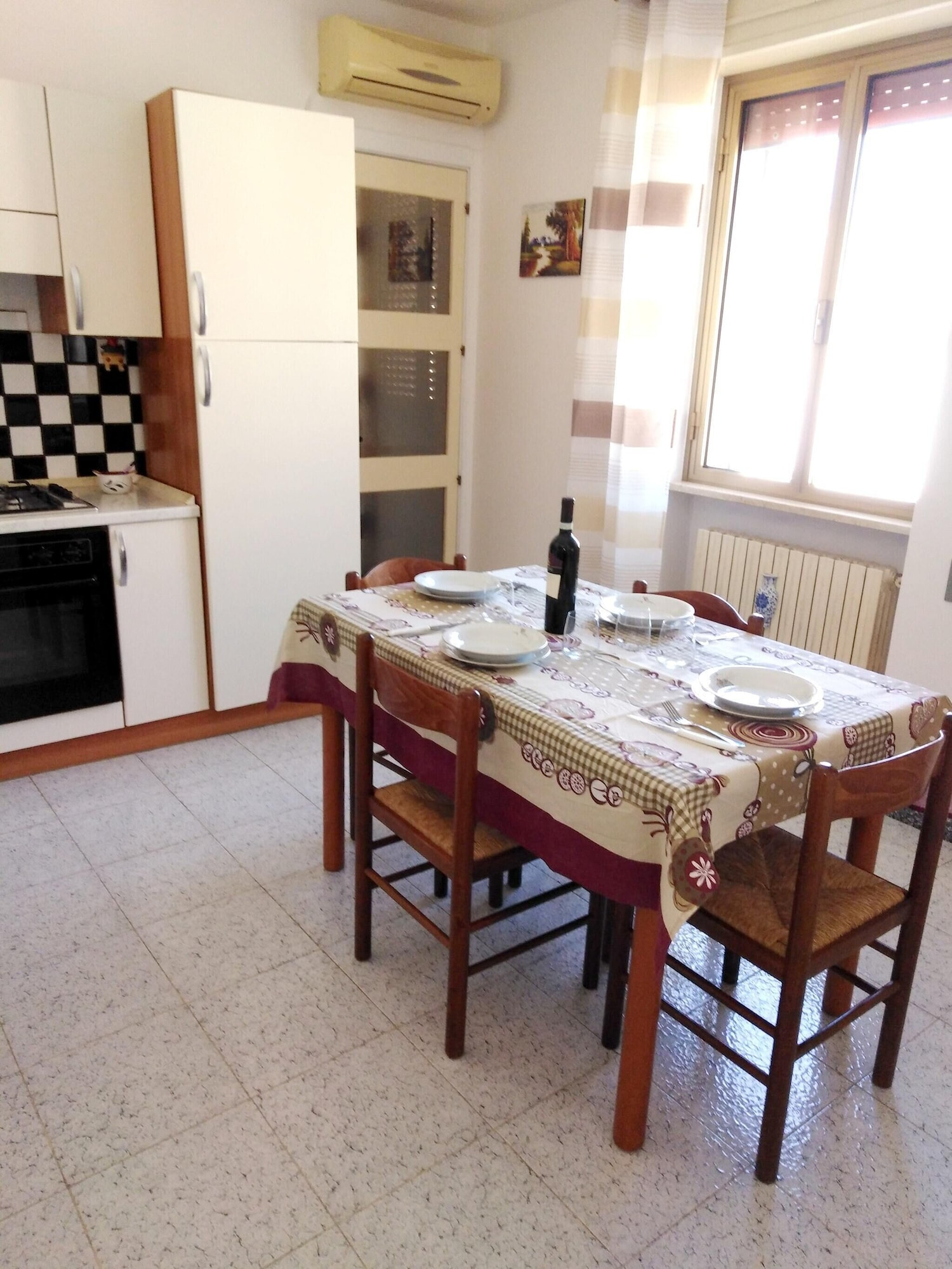 Apartment With 2 Bedrooms in Montesano Salentino, With Balcony - 4 km From the Beach, Lecce