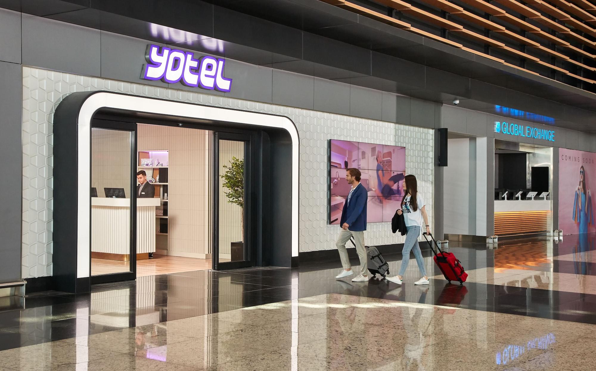YOTEL Istanbul Airport LANDSIDE, Arnavutkoy