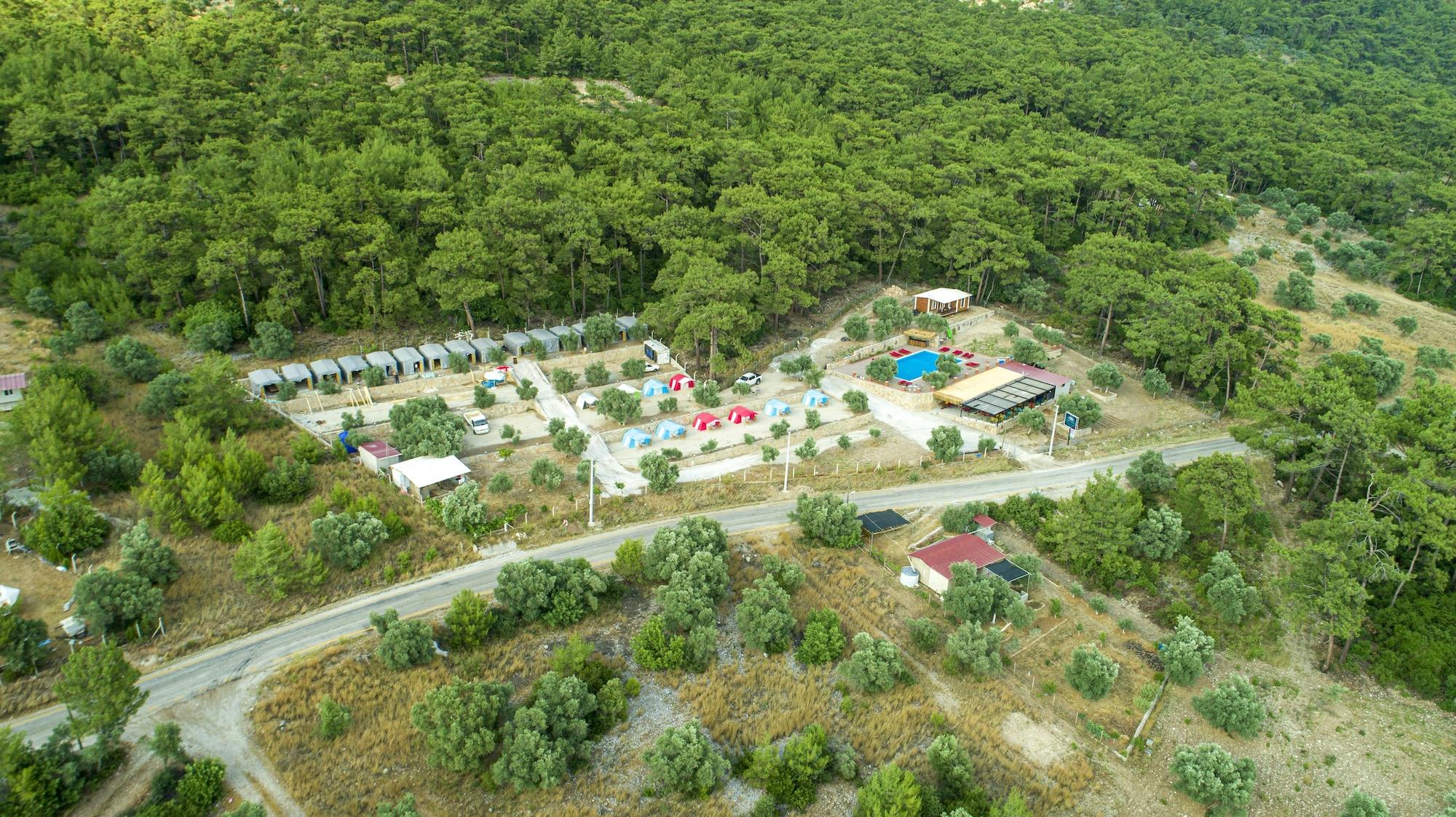 Akyaka - Akbuk Fullmoon Bungalow Camping, Merkez