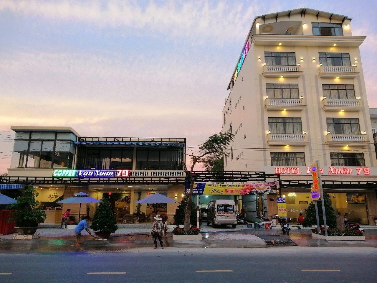 Hotel Van Xuan 79, Chau Doc