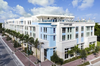 德拉海灘萬怡飯店 Courtyard by Marriott Delray Beach