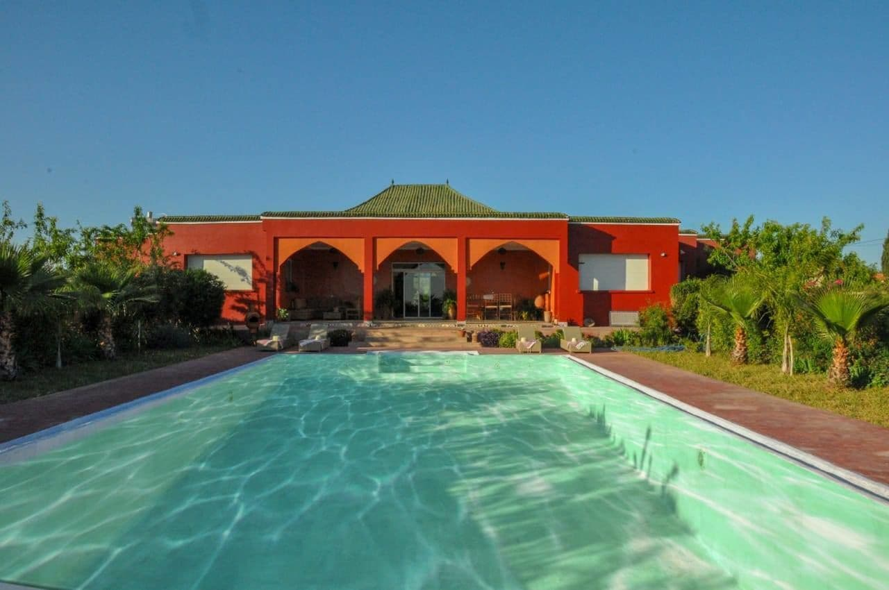 Villa Ksar Janna, El Hajeb