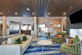 休士頓 NASA - 韋伯斯特萬豪套房費爾菲爾德飯店 Fairfield Inn & Suites by Marriott Houston NASA/Webster