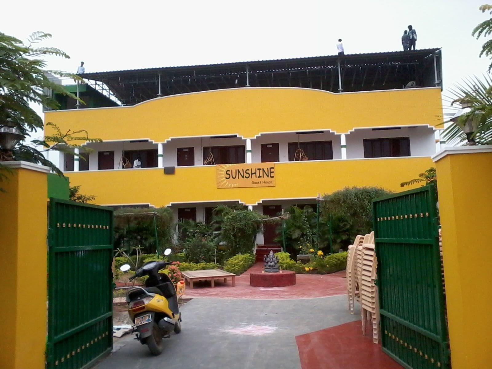 Sunshine Guest House, Tiruvannamalai
