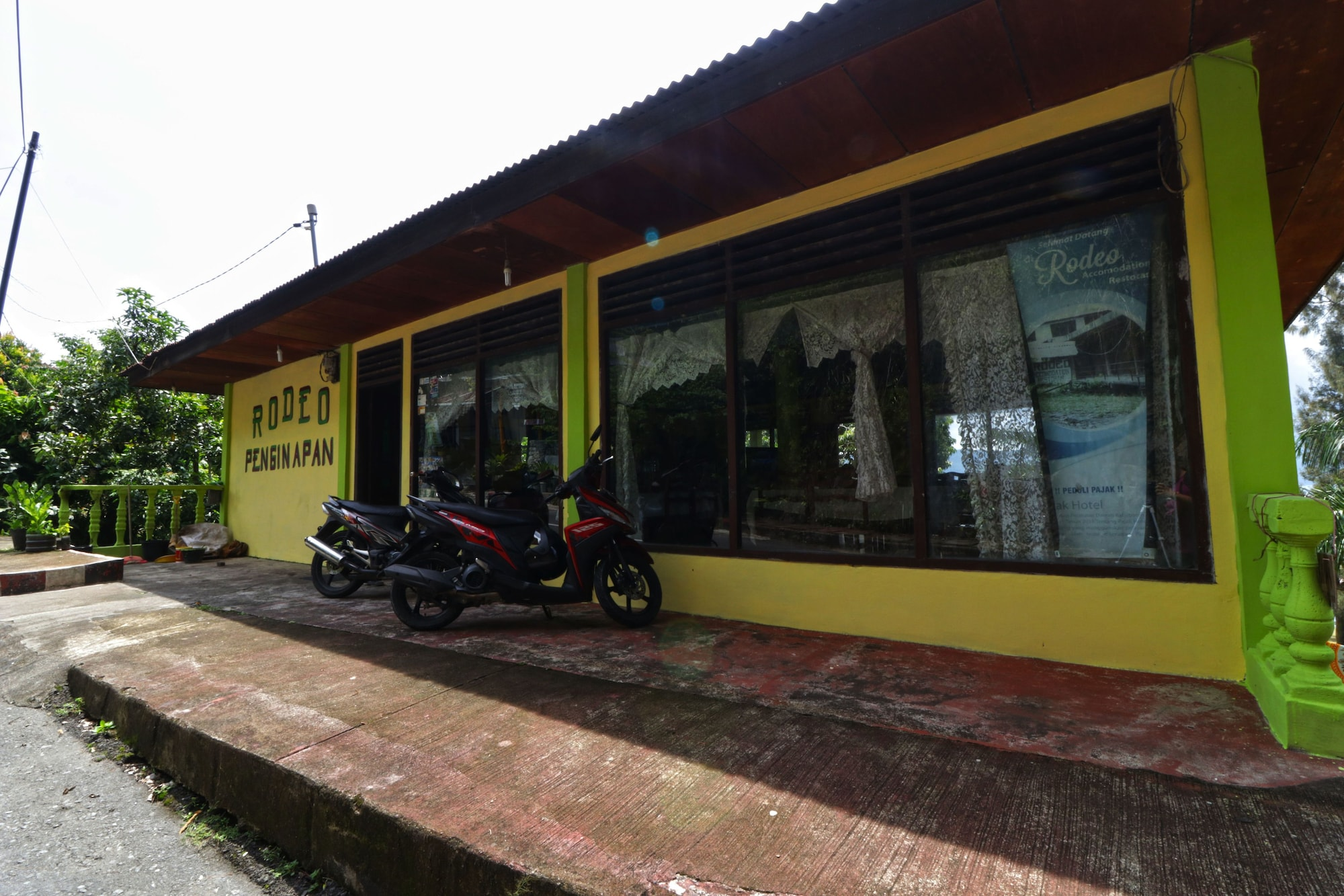 Penginapan Rodeo, Samosir