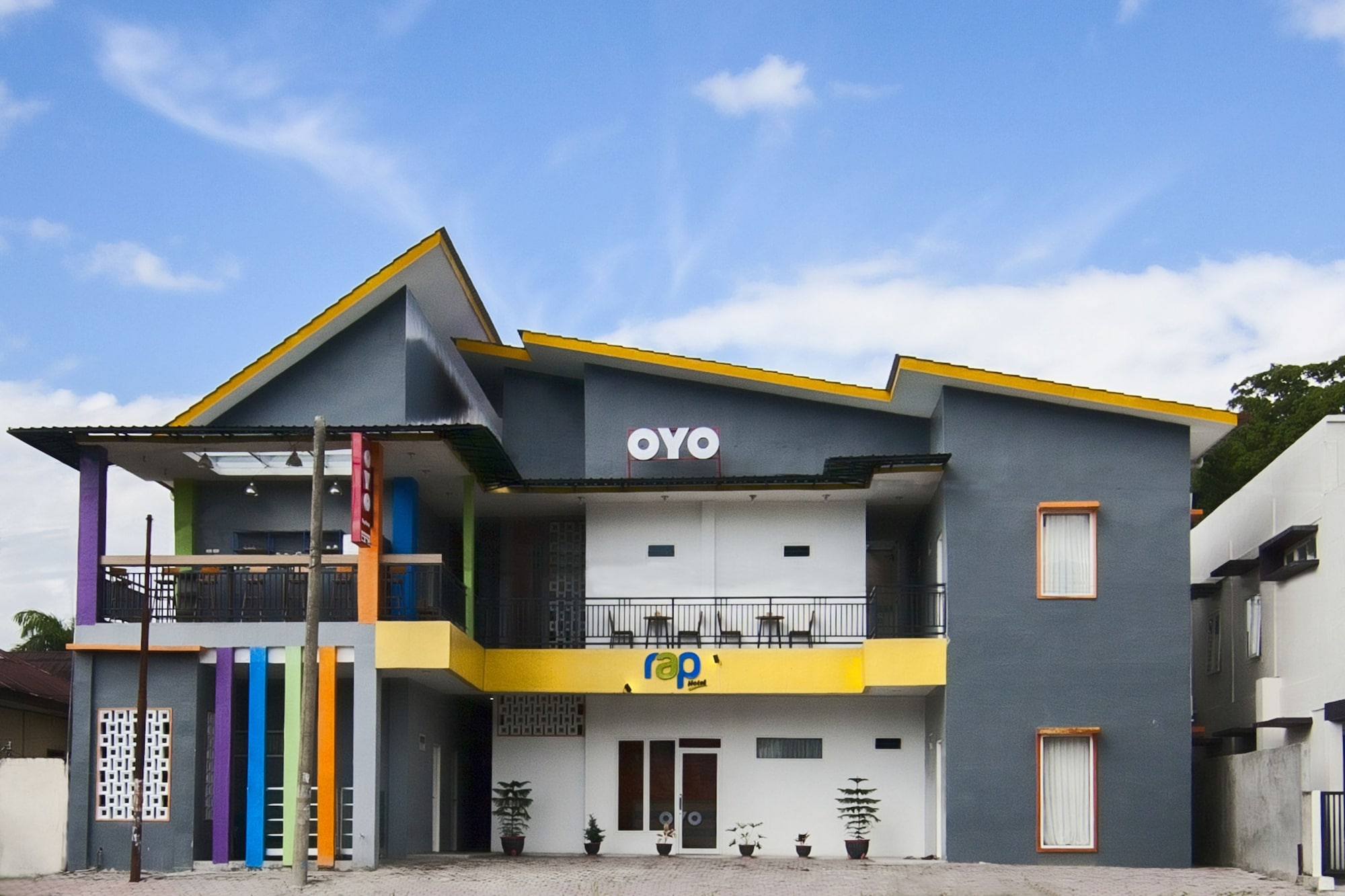 OYO 1095 RAP Hotel, Toba Samosir