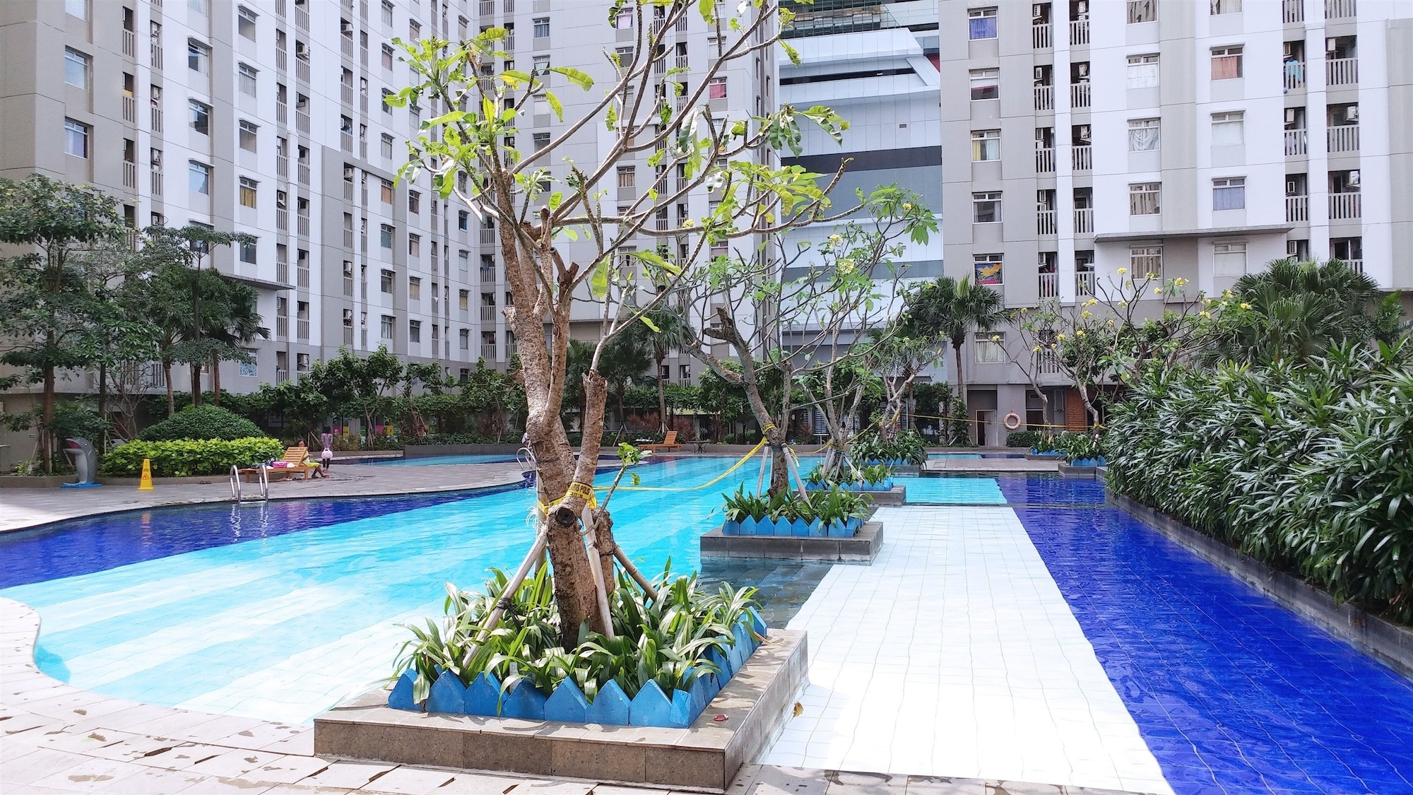 Comfy 2BR Green Bay Pluit Apartment, Jakarta Utara
