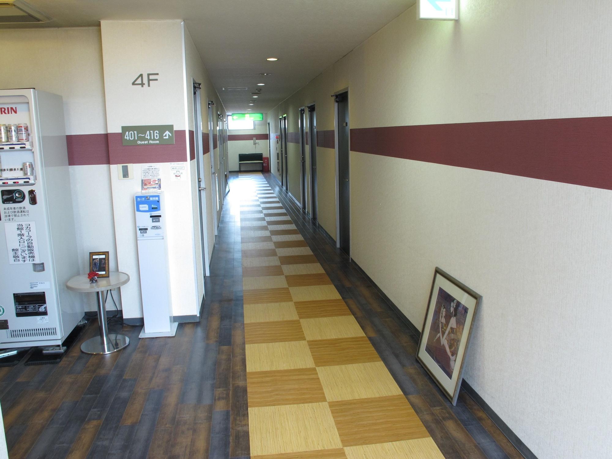 Hotel Platon Annex Green Plaza, Chikuma
