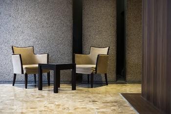 VALIE HOTEL HIROSHIMA Lobby Sitting Area