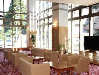 KANPONOYADO ARIMA Lobby Sitting Area