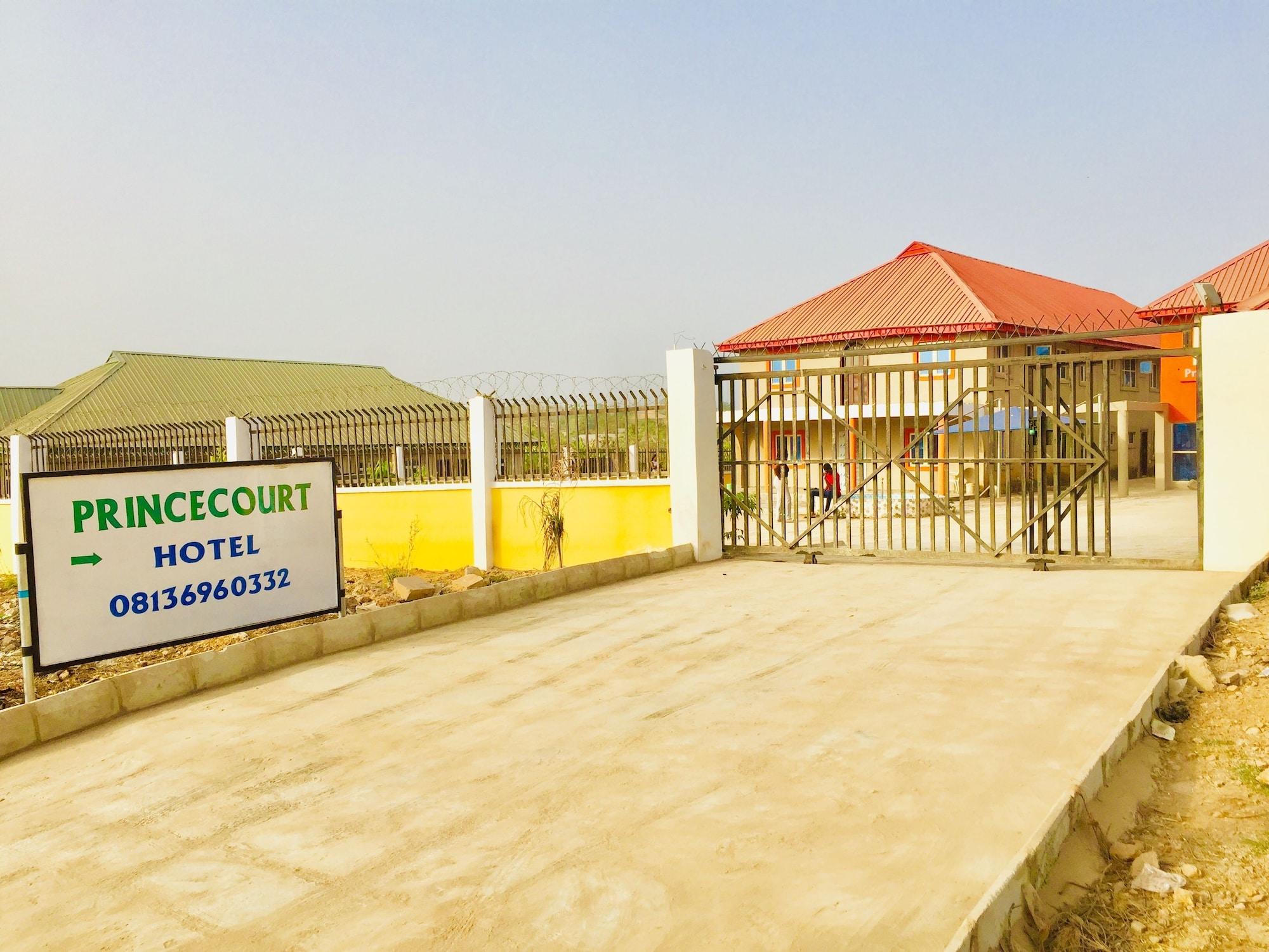 Princecourt Hotel Osogbo, Egbedore