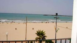 Apartment With 3 Bedrooms in Barbate, With Wonderful sea View, Furnish