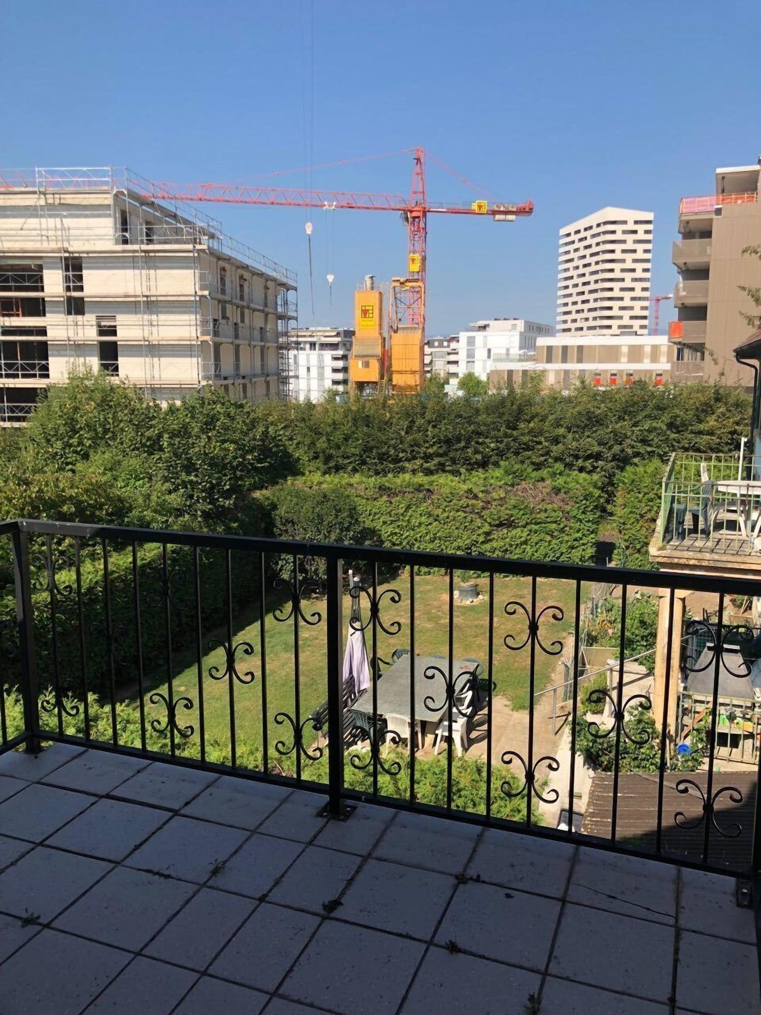 Appartement Maillefer 49, Lausanne