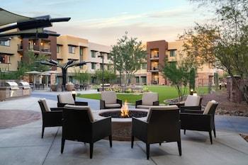 斯科茨戴爾鹽河旅居飯店 Residence Inn Scottsdale Salt River