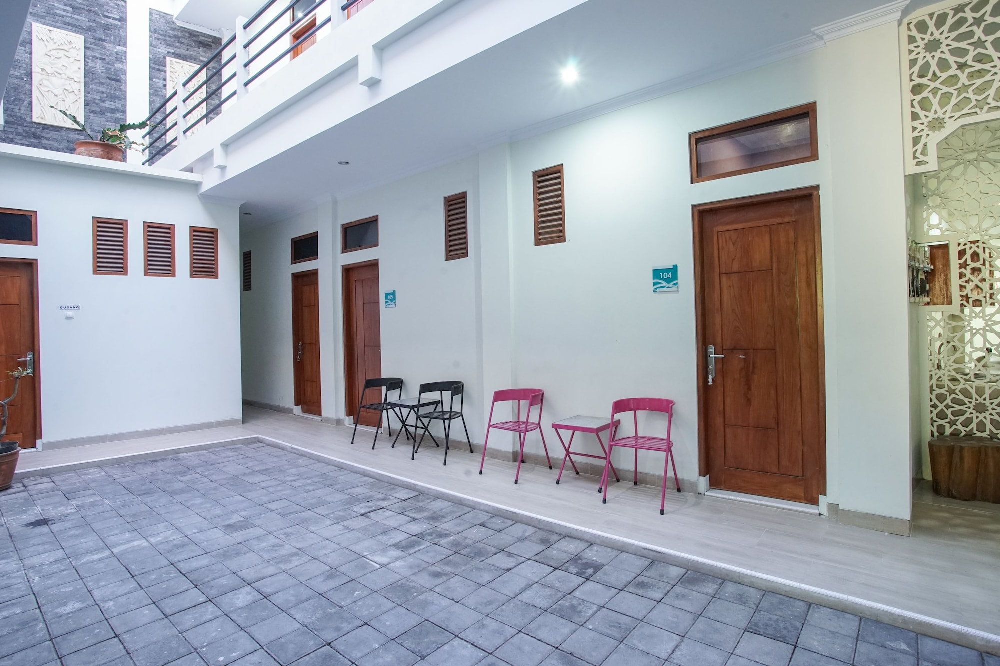 OYO Life 1180 Bunda Haveraka Residence, Yogyakarta