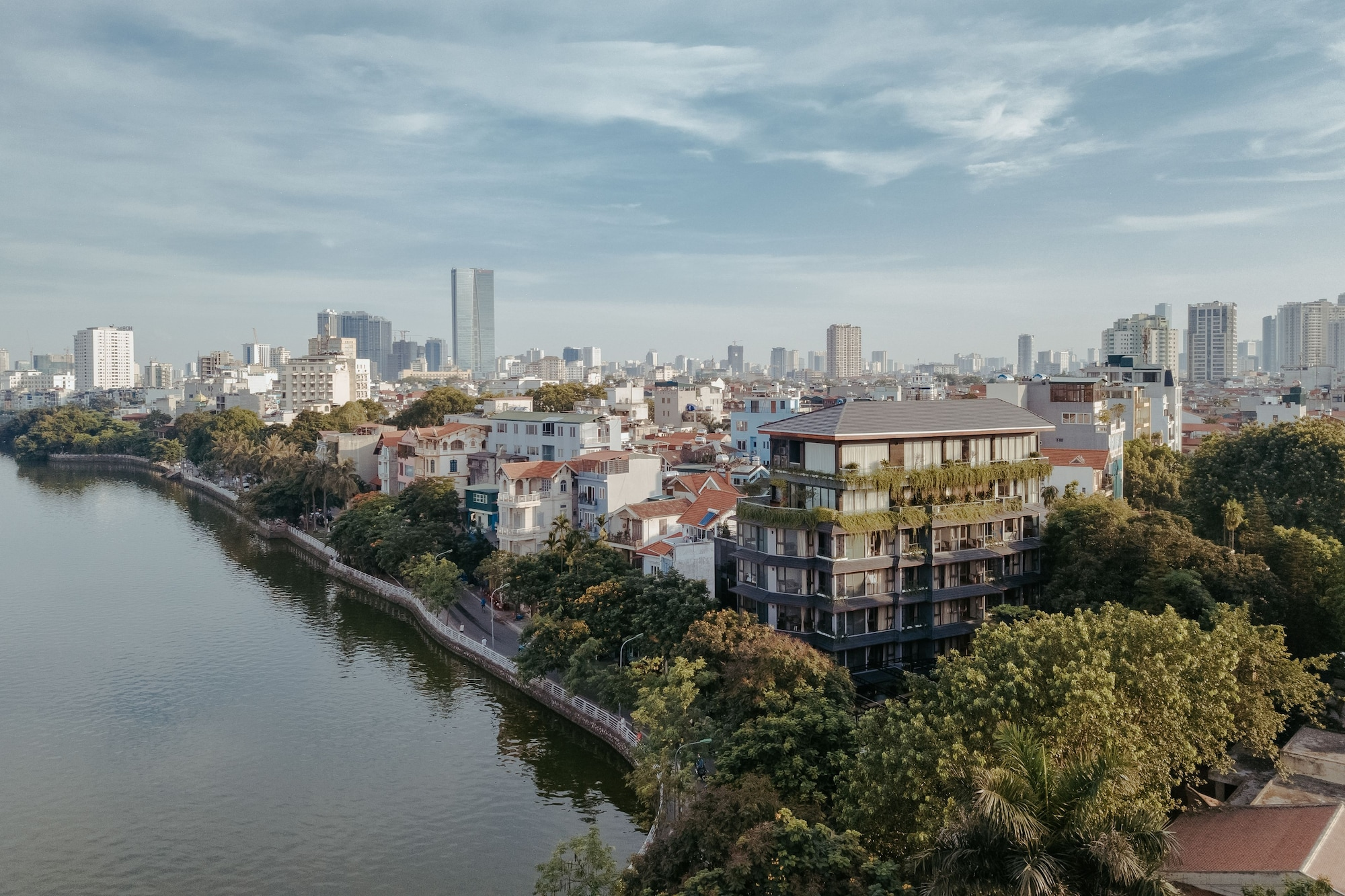 Moon West Lake Serviced Apartment, Tây Hồ