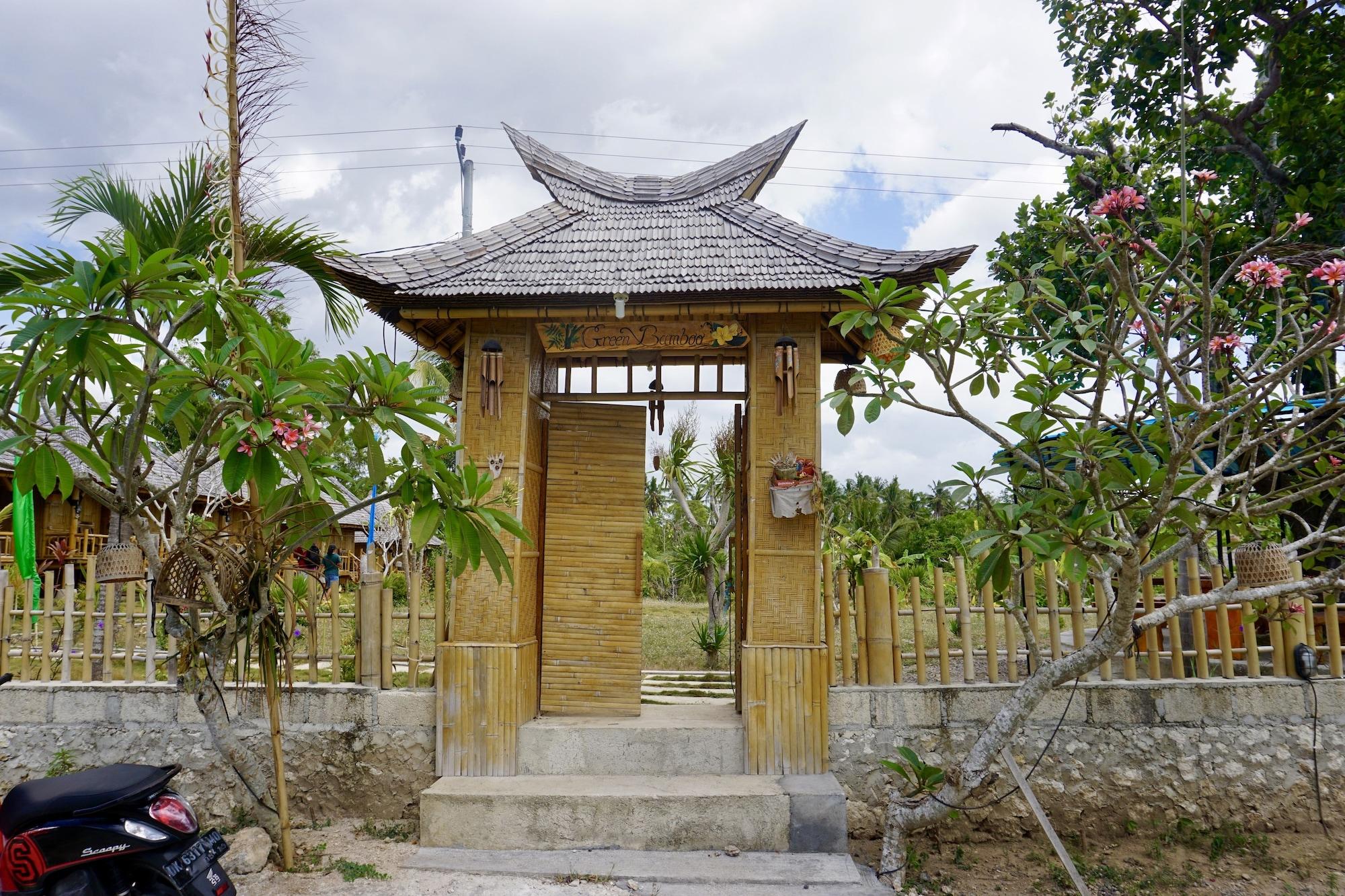 Green Bamboo, Klungkung