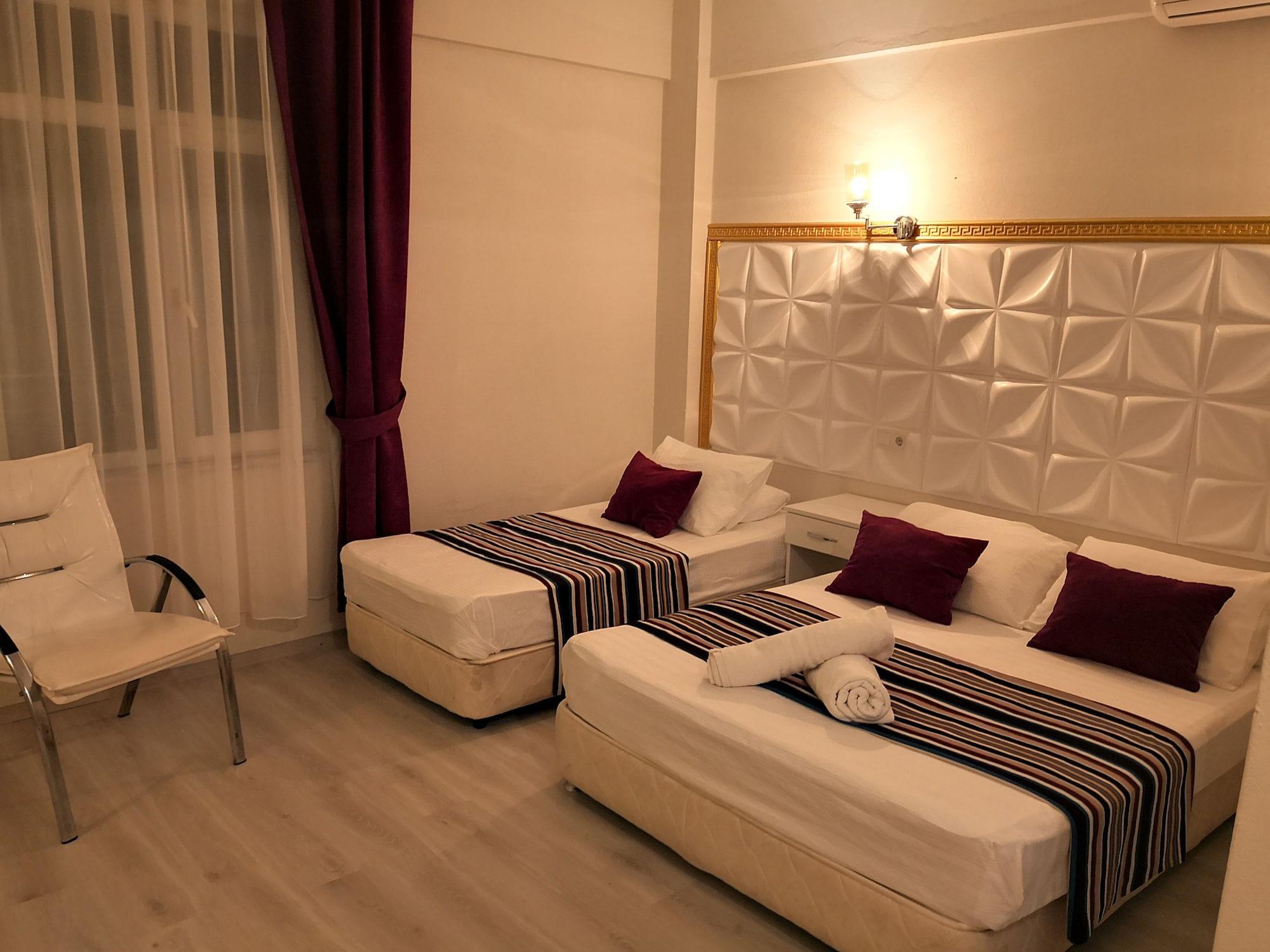 Yurekli Apart Otel, Marmara