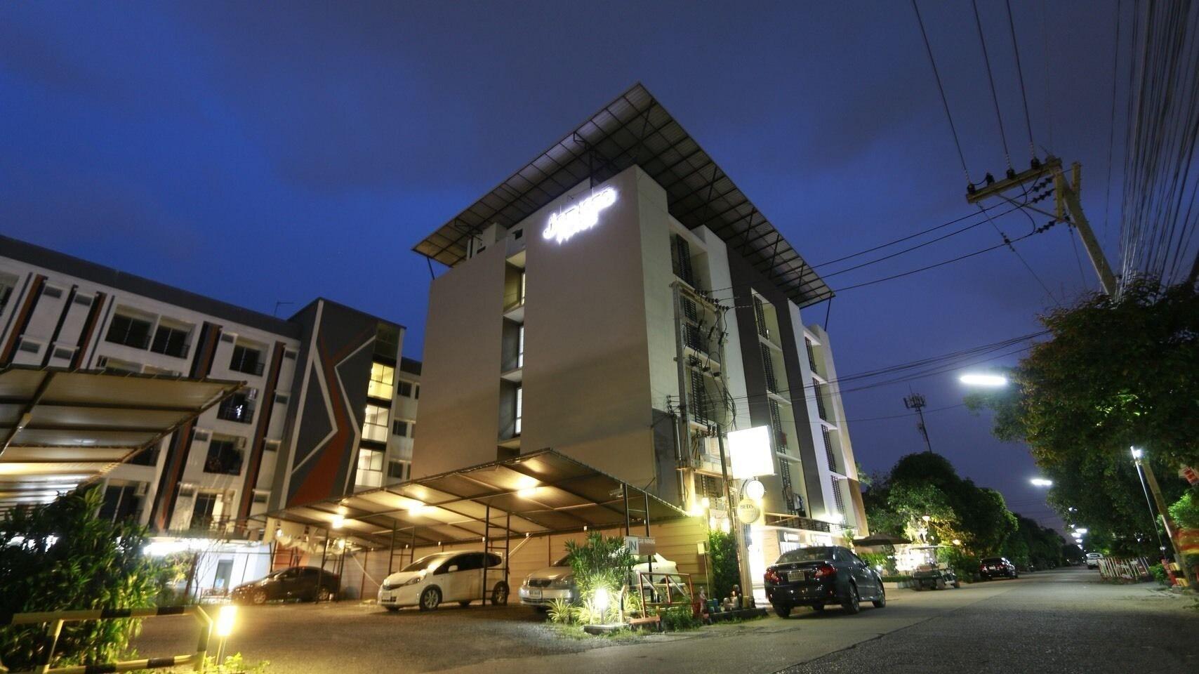 JN Place Rangsit, Thanyaburi