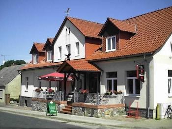 施瓦爾森阿迪勒旅館飯店 Gasthaus & Pension Zum Schwarzen Adler