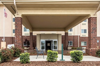 Sleep Inn And Suites Huntsville