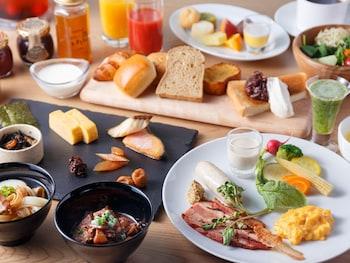 HOTEL VILLA FONTAINE TOKYO-ROPPONGI Breakfast Meal