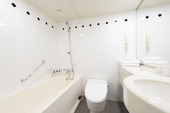 HOTEL VILLA FONTAINE TOKYO-ROPPONGI Bathroom