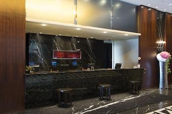 HOTEL VILLA FONTAINE TOKYO-ROPPONGI Reception