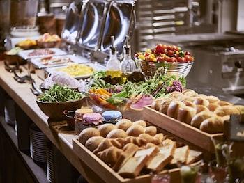 HOTEL VILLA FONTAINE TOKYO-ROPPONGI Breakfast buffet