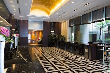 HOTEL VILLA FONTAINE TOKYO-ROPPONGI Lobby