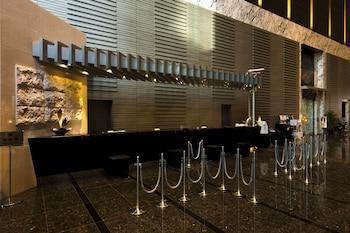 HOTEL VILLA FONTAINE TOKYO-SHIODOME Reception