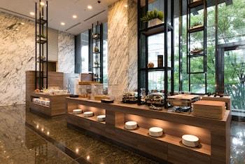 HOTEL VILLA FONTAINE TOKYO-SHIODOME Breakfast Area