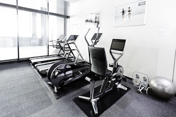 HOTEL VILLA FONTAINE TOKYO-SHIODOME Fitness Facility