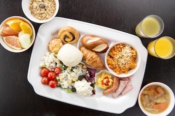 HOTEL VILLA FONTAINE TOKYO-SHIODOME Breakfast buffet