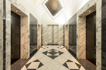 HOTEL VILLA FONTAINE TOKYO-SHIODOME Hallway