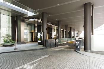 HOTEL VILLA FONTAINE TOKYO-SHIODOME Parking