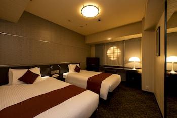 HOTEL VILLA FONTAINE TOKYO-SHIODOME Room