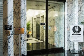 HOTEL VILLA FONTAINE TOKYO-SHIODOME Interior Entrance