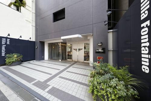 Hotel Villa Fontaine Osaka-Shinsaibashi, Osaka