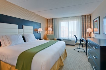 Suite, 1 King Bed, Accessible (Wheelchair)