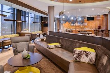 萬豪斯普林希爾爾灣套房飯店 SpringHill Suites by Marriott Irvine