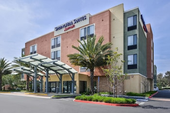 Hotel - SpringHill Suites by Marriott Irvine