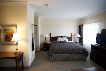 Room, 1 King Bed, Accessible, Kitchen (Hearing, Roll-In Shower)