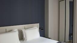 Deluxe Tek Büyük Veya İki Ayrı Yataklı Oda