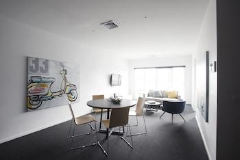菲茨羅伊泰里昂服務式公寓飯店 Tyrian Serviced Apartments Fitzroy